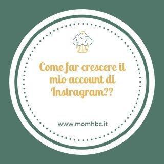Instagram per la tua microimpresa domestica